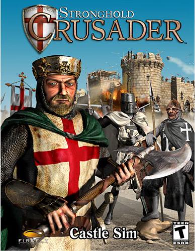 Stronghold Crusader box art