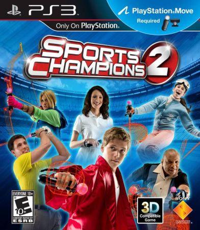 Sports Champions 2 box art