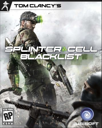 Splinter Cell: Blacklist box art