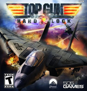 Top Gun: Hard Lock box art