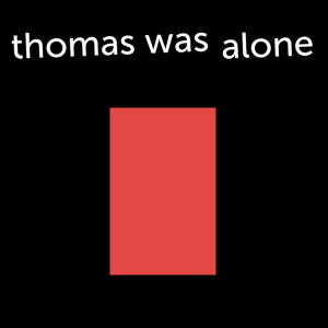 Thomas Was Alone box art