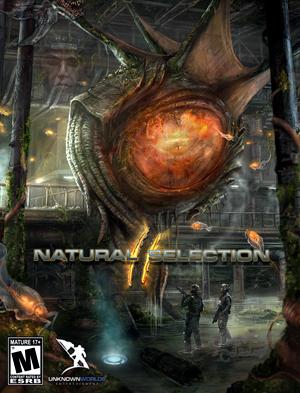 Natural Selection 2 box artNatural Selection Game