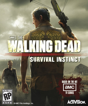 Walking Dead: Survival Instinct box art
