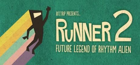 Bit Trip Runner 2 box art