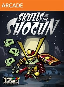 Skulls of the Shogun box art