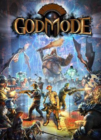 God Mode box art