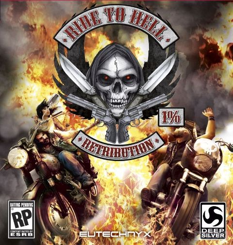 Ride to Hell: Retribution box art