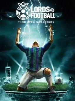 Lords of Football box art