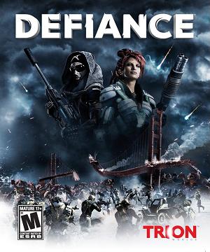 Defiance box art