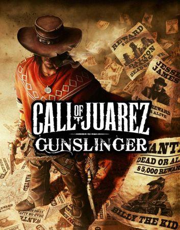 Call of Juarez: The Gunslinger box art