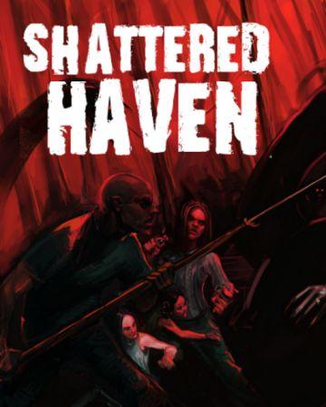 Shattered Haven box art