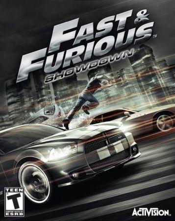 Fast & Furious: Showdown box art