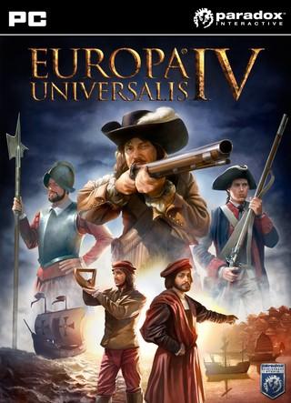Europa Universalis 4 box art