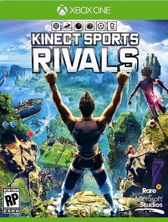 Kinect Sports Rivals box art