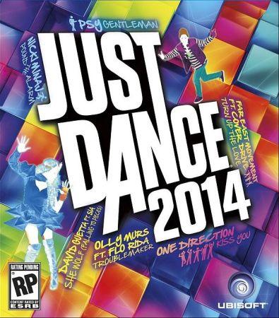 Just Dance 2014 box art