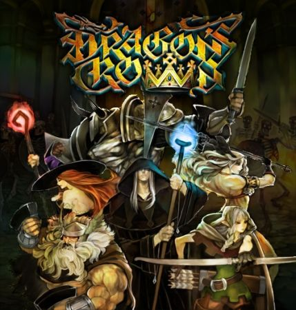 Dragon's Crown box art