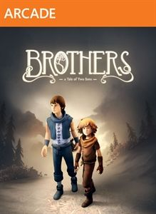 Brothers: A Tale of Two Sons box art