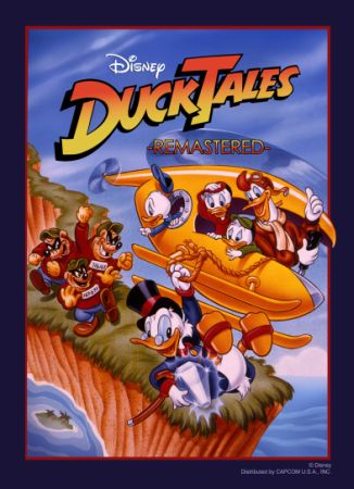 DuckTales: Remastered box art