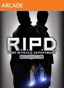 RIPD: The Game box art