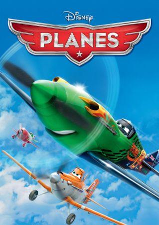 Disney Planes box art