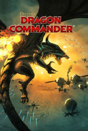 Divinity: Dragon Commander box art