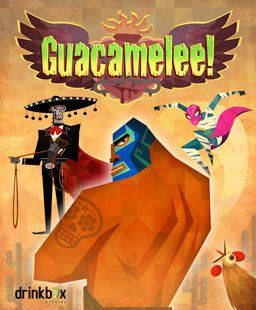 Guacamelee box art