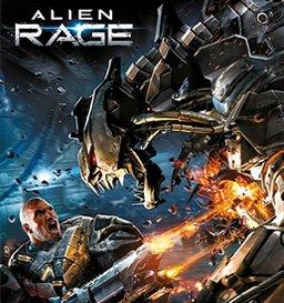 Alien Rage box art