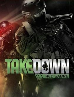 Takedown: Red Sabre box art