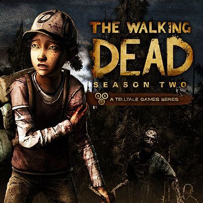 Walking Dead: Season 2 box art