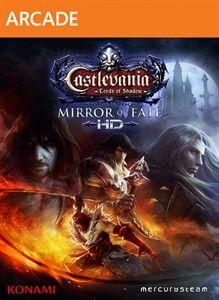 Castlevania: Mirror of Fate HD box art
