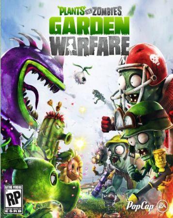Plants vs Zombies Garden Warfare box art