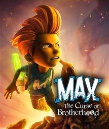 Max: The Curse of Brotherhood box art