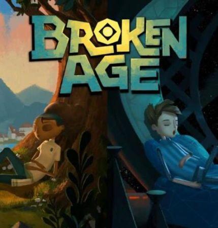 Broken Age box art
