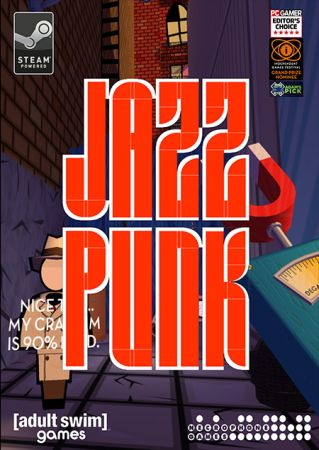 Jazzpunk box art