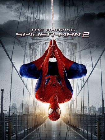 Amazing Spider-Man 2 box art