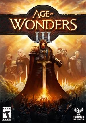 Age of Wonders III box art
