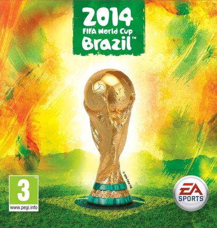 2014 FIFA World Cup Brazil box art