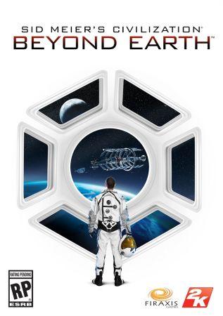 Civilization: Beyond Earth box art