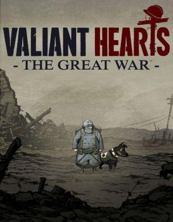 Valiant Hearts: The Great War box art