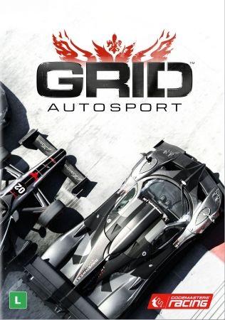Grid Autosport box art