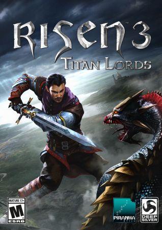 Risen 3: Titan Lords box art