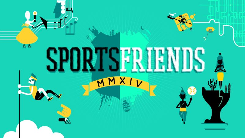 Sportsfriends box art