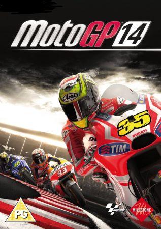 MotoGP 14 box art
