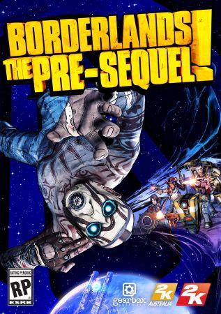 Borderlands: The Pre-Sequel box art
