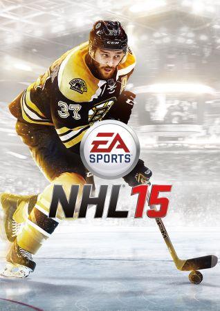 NHL 15 box art