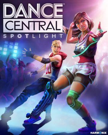 Dance Central Spotlight box art