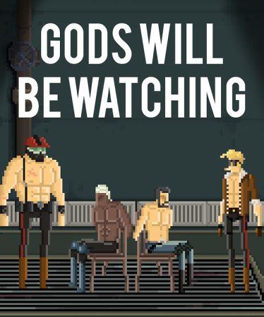Gods Will Be Watching box art
