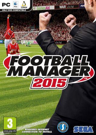 Football Manager 2015 box art