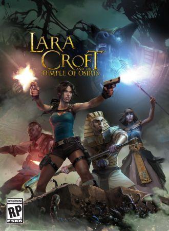 Lara Croft and the Temple of Osiris box art