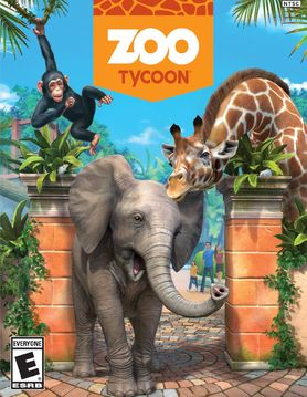 Zoo Tycoon box art